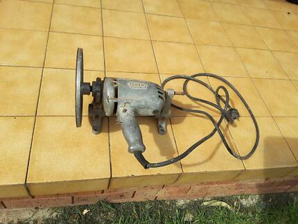 Vintage Sher electric drill