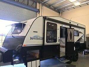 Majestic 2016 Navigator Caravan Off-Road 21' New Caboolture Caboolture Area Preview
