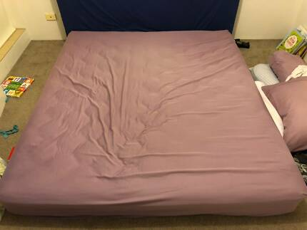 King Bed Size Mattress - Sealy -NEED TO GO ASAP