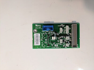 Hp Circuit Interconnect Pca Board C7769-20042 60042 Designjet 500 800 Genuine