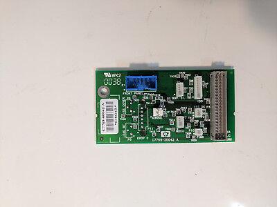 Hp Circuit Interconnect Pca Board C7769-20042 60042 Designjet 500 800 Genuine