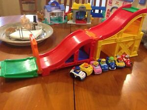 Little people ramp & cars Redland Bay Redland Area Preview