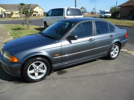 BMW 1999 E46 318I SEDAN