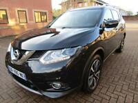 NISSANX-TRAIL 1.6 DCi TEKNA Xtronic 7 SEATER 5 DR AUTOMATIC HUGE SPEC