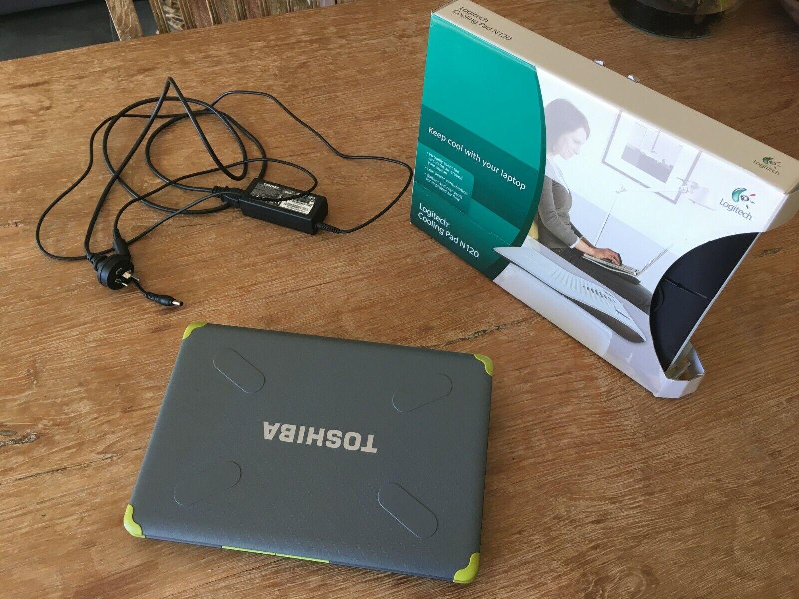Laptop Windows -  Windows 7 Toshiba Satellite Notebook (L630/00E)