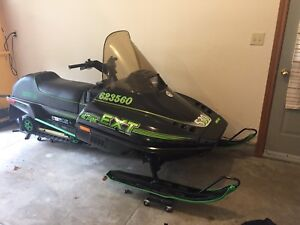 1990 Arctic Cat 530 Eltigra EXT