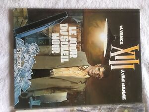 XIII - vol 1 to 3 -Bande dessinee (BD) - in French