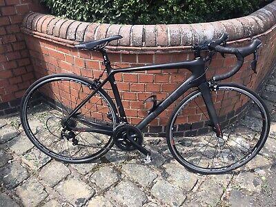 ribble road bike carbon