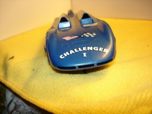 "Vintage 1960 Mickey Thompson ""CHALLENGER 1"" slot car 1/24 offered by MTH"