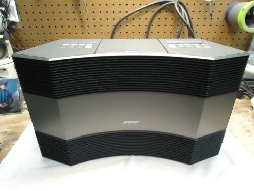 Bose Acoustic Wave Music System II A- GRADE/MINT/ 2-REMOTES&ANTENNA/AM/FM/CD/AUX