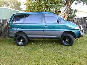 1994 MITSUBISHI DELICA L400 Bentley Park Cairns City Preview