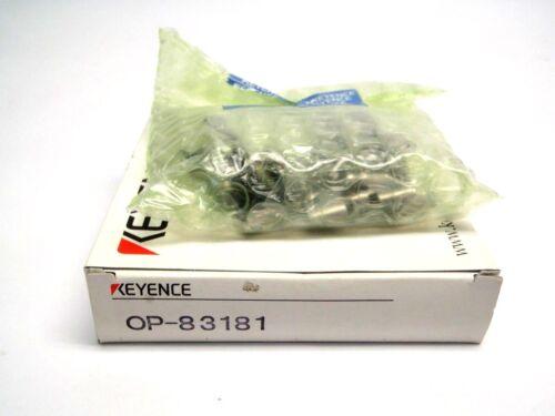 Keyence OP-83181 Deadspace Free Safety Light Curtain Bracket
