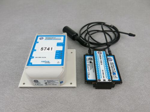 Natus Neurolink IP EEG Amplifier Ethernet Interface Lot