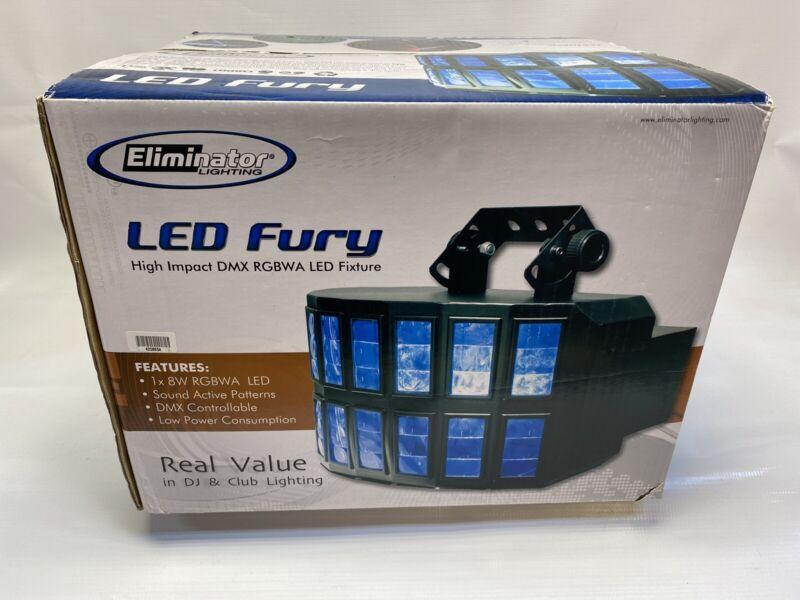 Eliminator LED Fury High Impact DMX RGBWA LED Fixture