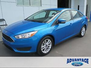 2016 Ford Focus SE Heated Seats.