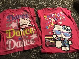 Hello Kitty girl's shirts