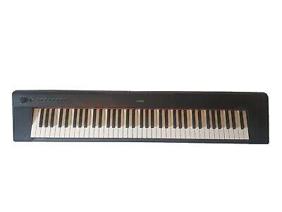Yamaha NP-12 Piaggero Slimline Home Electronic Keyboard with 64 Note Polyphony -