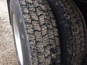 8 Drives 11.24.5 with Alcoa Aluminum Rims