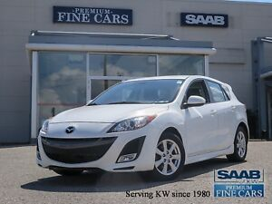 2010 Mazda Mazda3 SPORT GS 2.5L   6 Spd. Manual  Shift/ 90,830 K