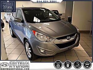 2012 Hyundai Tucson AWD Limited w/Nav
