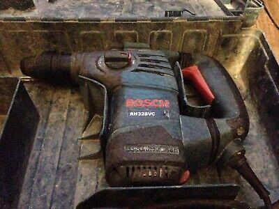Bosch Rotary Hammer Rh328vc W Case Sds 1 18 Vibration Control