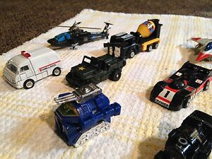 Vintage Gobots from the early 80s Windsor Region Ontario image 3