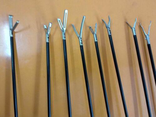 Laparoscopic Maryland Grasper Dissector Forceps Laparoscopy Instrument Set 8Pc