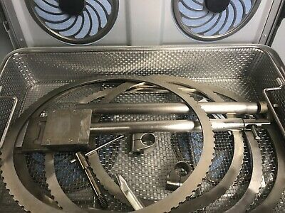 Bookwalter Retractor System Medical Surgical Instrument Tray