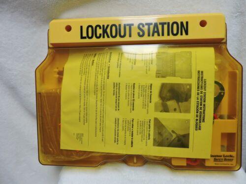Lockout Station Master Lock Model No.1482