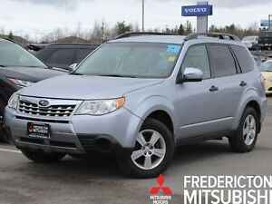 2013 Subaru Forester 2.5X Convenience Package AWD | HEATED SE...