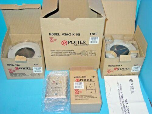POTTER VSA-2 K Kit VSA-2 K Kit Open Box