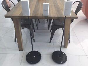 Bose cube speakers
