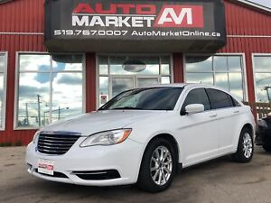 2012 Chrysler 200 LX, Alloys, WE APPROVE ALL CREDIT