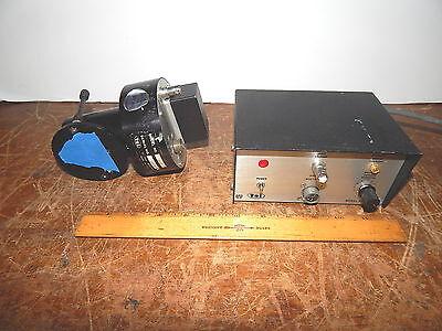 Tsi 9162 Photomultiplier Tube Holder 9165 Power Supply