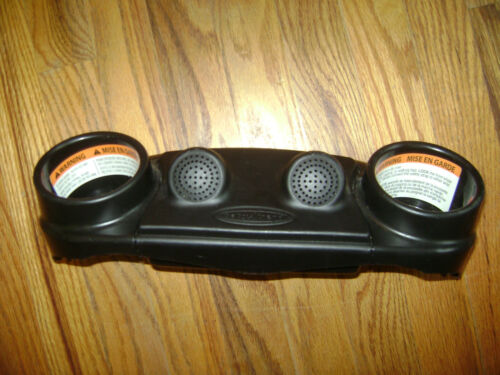 Baby Trend Expedition GLX Stroller Replacement Parent Tray MP3 Cup Holder ELX
