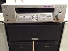 Sony component Hi-Fi Surround System: Amp, 5 Speakers, DVD Beaconsfield Fremantle Area Preview
