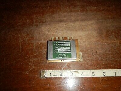 Aligent Hp 05340-60036 Crystal Oscillator Temperature Module Series 1220