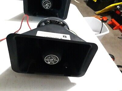 Federal Signal Ts100n Siren Speaker