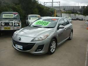 2009 Mazda Mazda3 Hatchback  THIS WEEK SPECIAL Harris Park Parramatta Area Preview