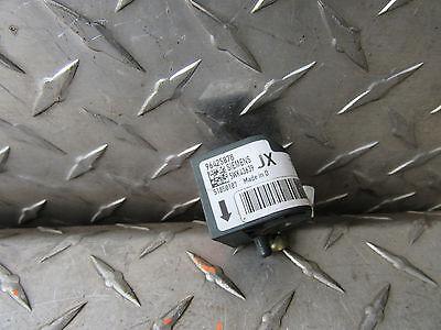 06 CHEVROLET AVEO LEFT DRIVER FRONT AIR BAG CRASH IMPACT SENSOR 1.6L 4CYL 4DR