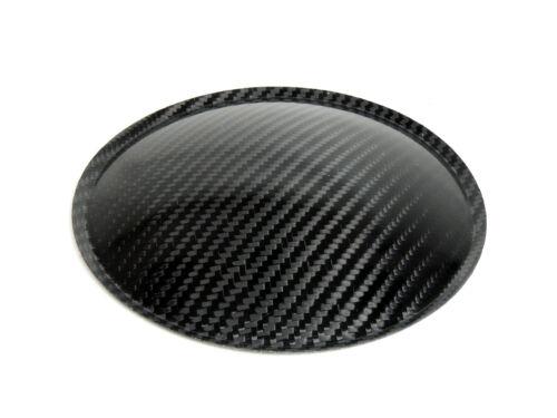 """5.9"""" inch (150mm) Carbon Fiber Subwoofer Dust Cap"""