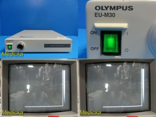 Olympus Optical EU-M30 Endoscopic Ultrasound Center *TESTED* ~ 18747