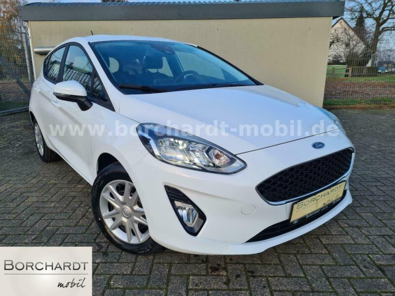 Ford Fiesta Cool&Connect +Winterpaket+LED Scheinwerf.