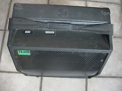 Trace Acoustic bass amplifier