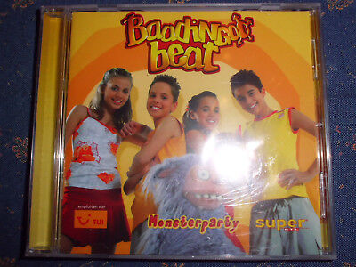 BAADINGOO BEAT Monsterparty Super RTL Kinder CD 13 Tracks NEU+foliert!!! usato  Spedire a Italy