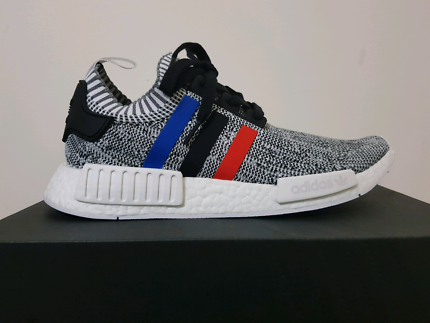 DSWT Adidas Nmd R1 Tricolour US10
