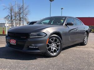2017 Dodge Charger SXT**AWD**RALLYE**SUNROOF**NAV**