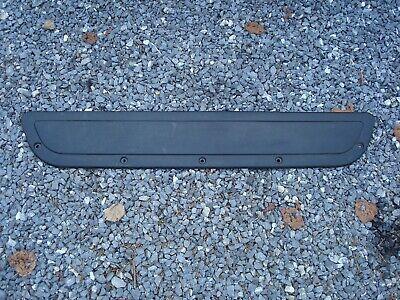 garniture intérieur de coffre noir pour golf II 2 gti 16v G60