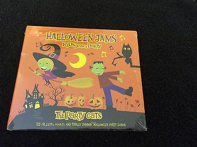 HALLOWEEN JAMS - KIDS DANCE PARTY - NEW CD (Kids Halloween Dance Party)