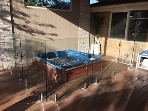 Glass Fencing pool/spa Greensborough Banyule Area Preview